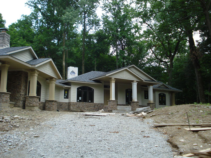 Custom Home Architect Designs for Home Builders Columbus Dayton Ohio Cincinnati Cleveland